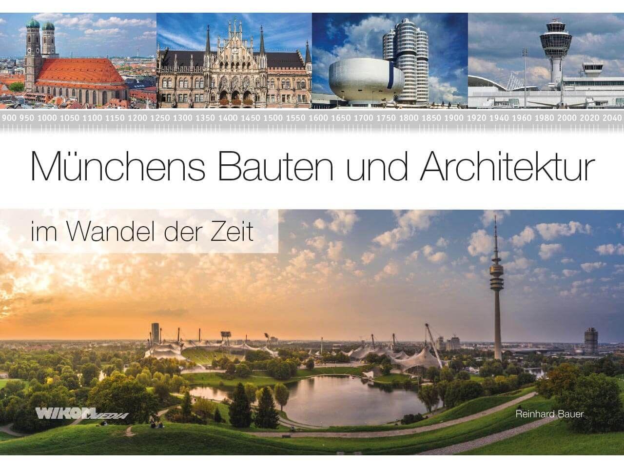 "Chronik ""Münchens Bauten"""