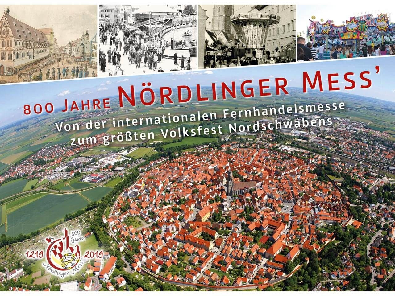 "Chronik ""800 Jahre Nördlinger Mess' """